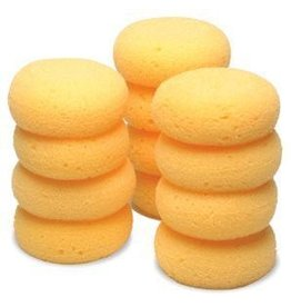 Small Round Tack Sponges - 12 pk