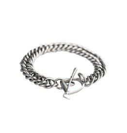 Michel McNabb Curb Chain Bracelet