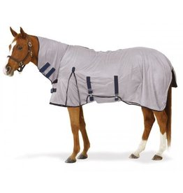 Equi-Essentials Softmesh Combo Fly Sheet with Belly Band and Attached Neck