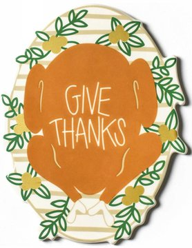 Thanksgiving Turkey Big Attachment