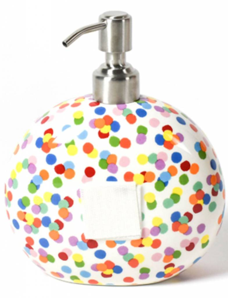 Toss Happy Everything Mini Soap Pump