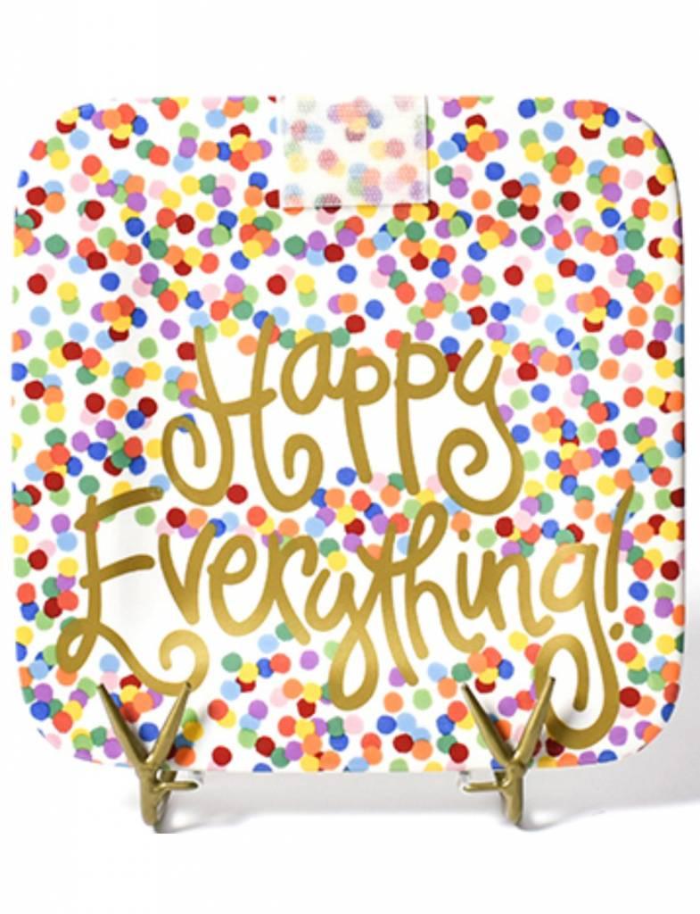 Toss Happy Everything Mini Platter