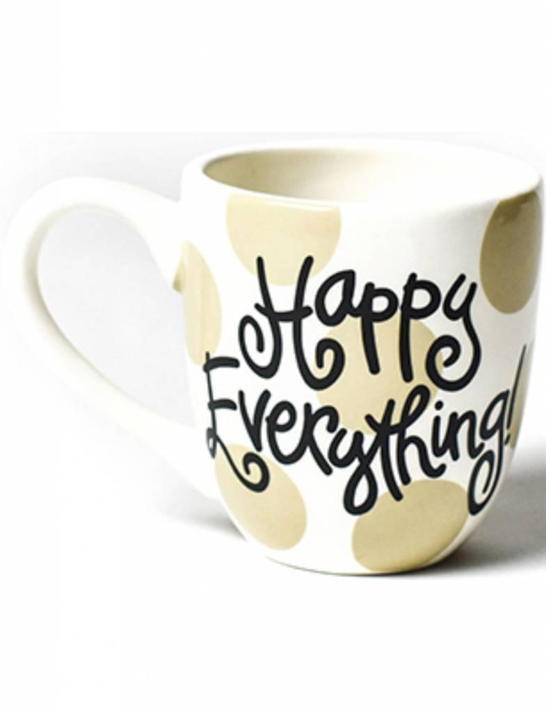 Neutral Dot Happy Everything Mug
