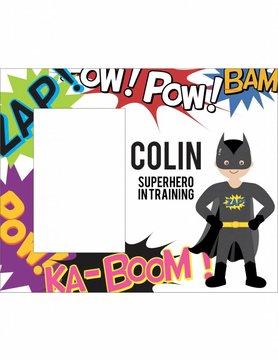Custom Frame-KDF6-Superhero in Training