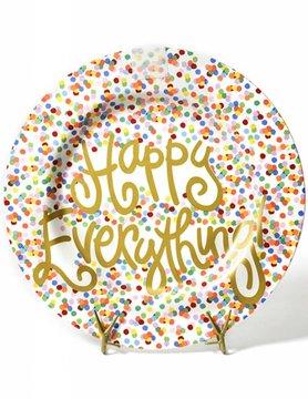 Toss Happy Everything Big Platter