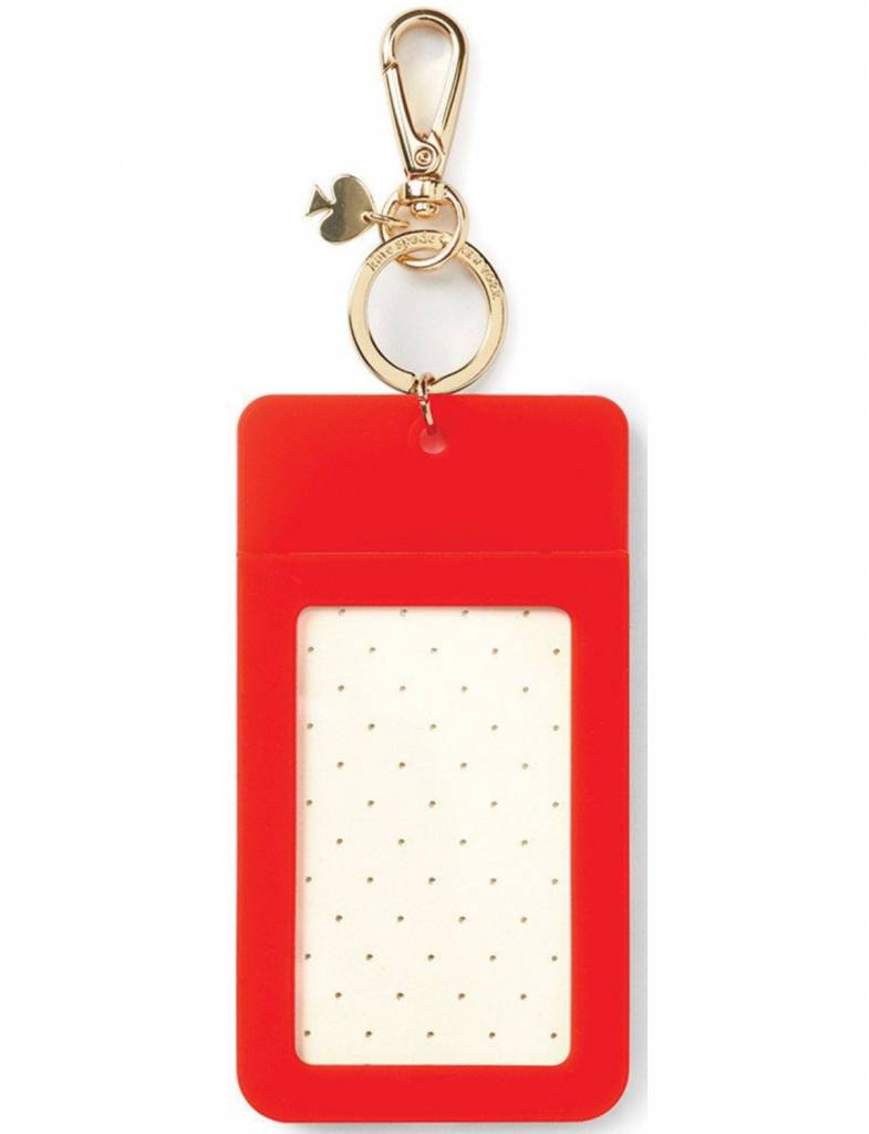 Kate Spade Who Me? ID Holder, Pink Colorblock