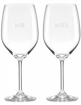 Kate Spade Darling Point Wine Glass (Set of 2)