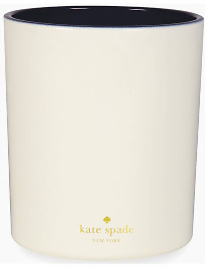 Kate Spade Large Candle, Coast