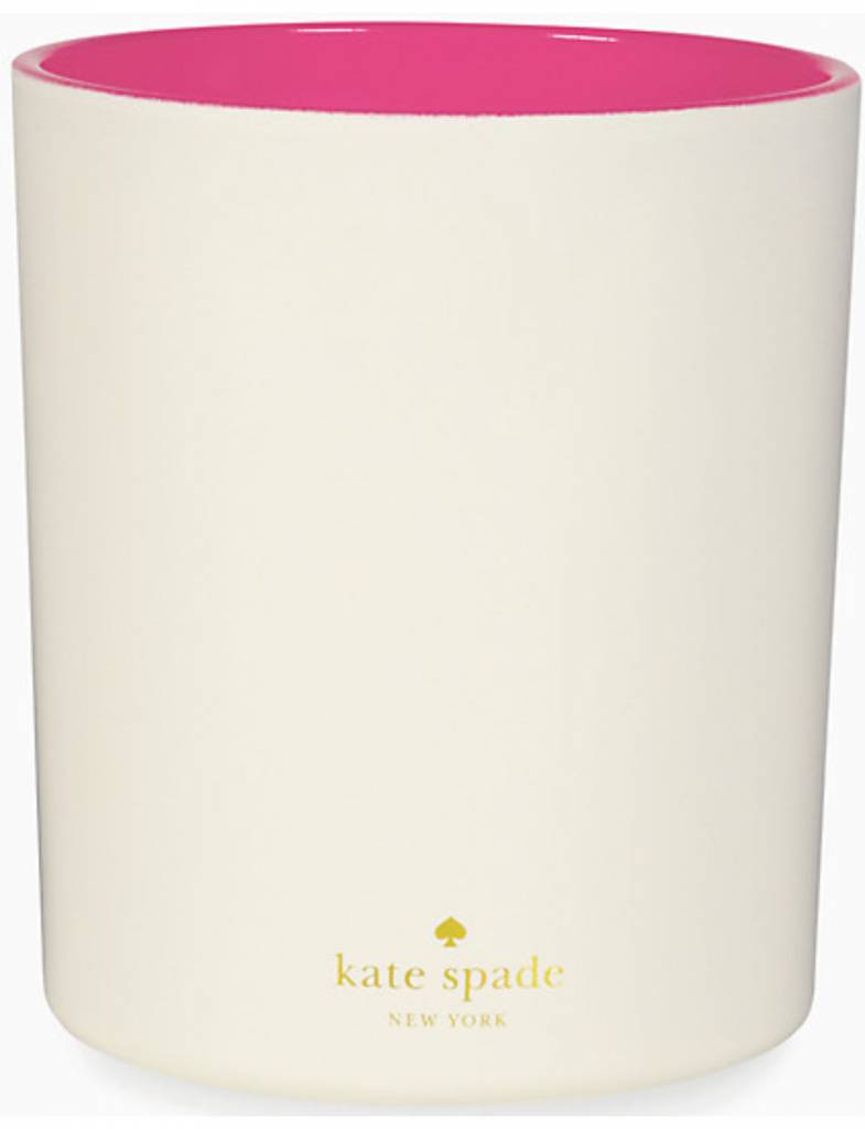 Kate Spade Large Candle, Garden