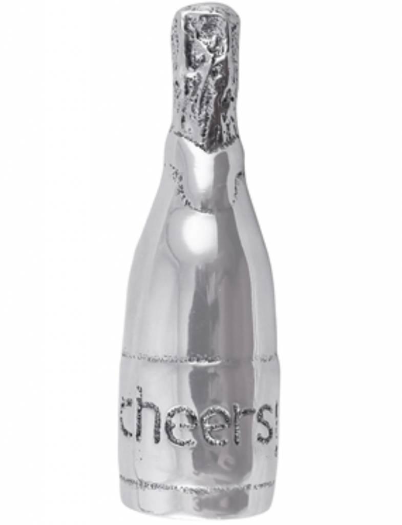 1248 Champagne Bottle Napkin Weight