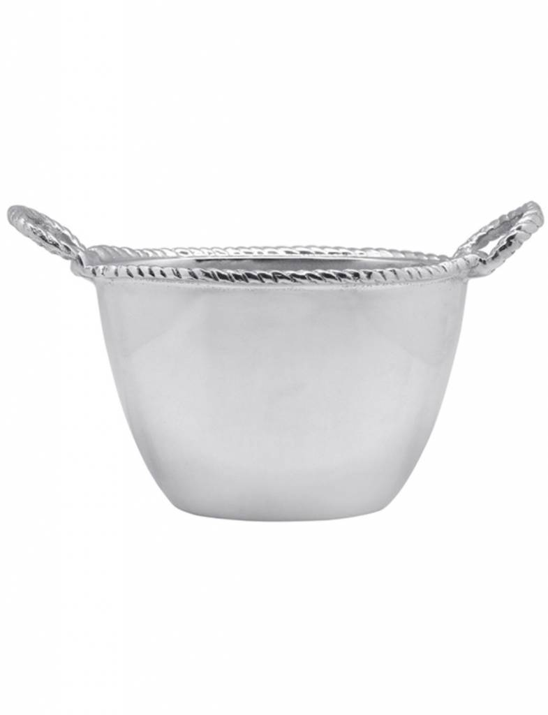 2271 Rope Oval Small Ice Bucket