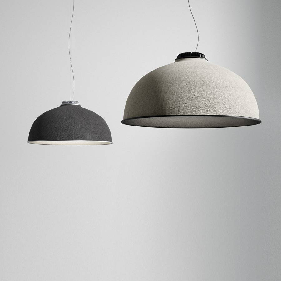 Luceplan Farel Acoustic Suspension by Diego Sferrazza for Luceplan
