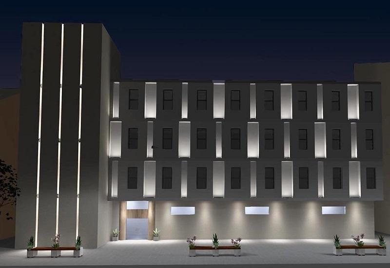 How To Light A Building Facade Blog Lumigroup