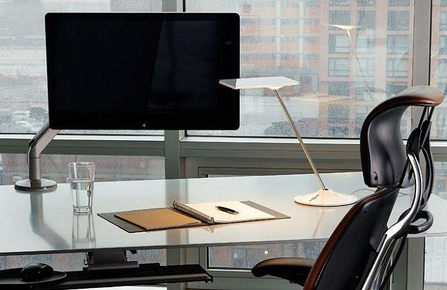 Éclairage de bureau
