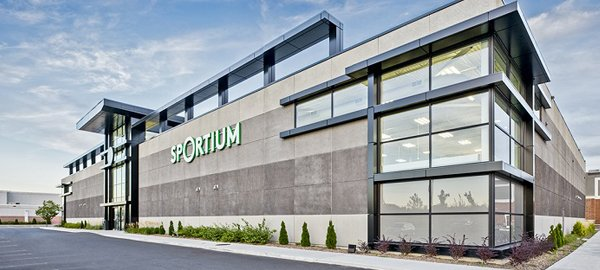 Sportium St-Hubert