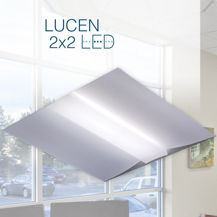 Pinnacle Lucen 2x2 LED