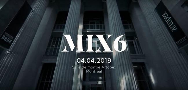 Mix6 Montréal 2019