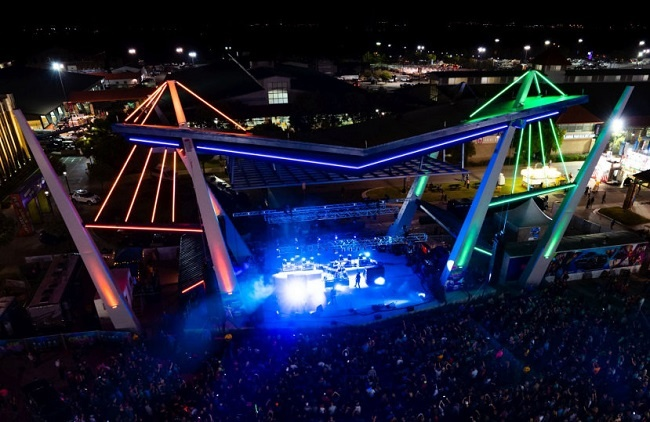 Oklahoma Stage – Expo Square