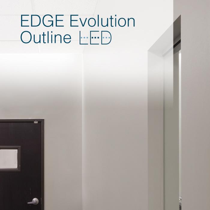 Pinnacle Edge Evolution Outline LED