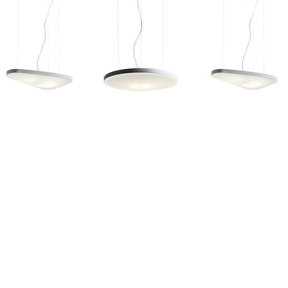 Luceplan Pétale Suspension (set of 3)
