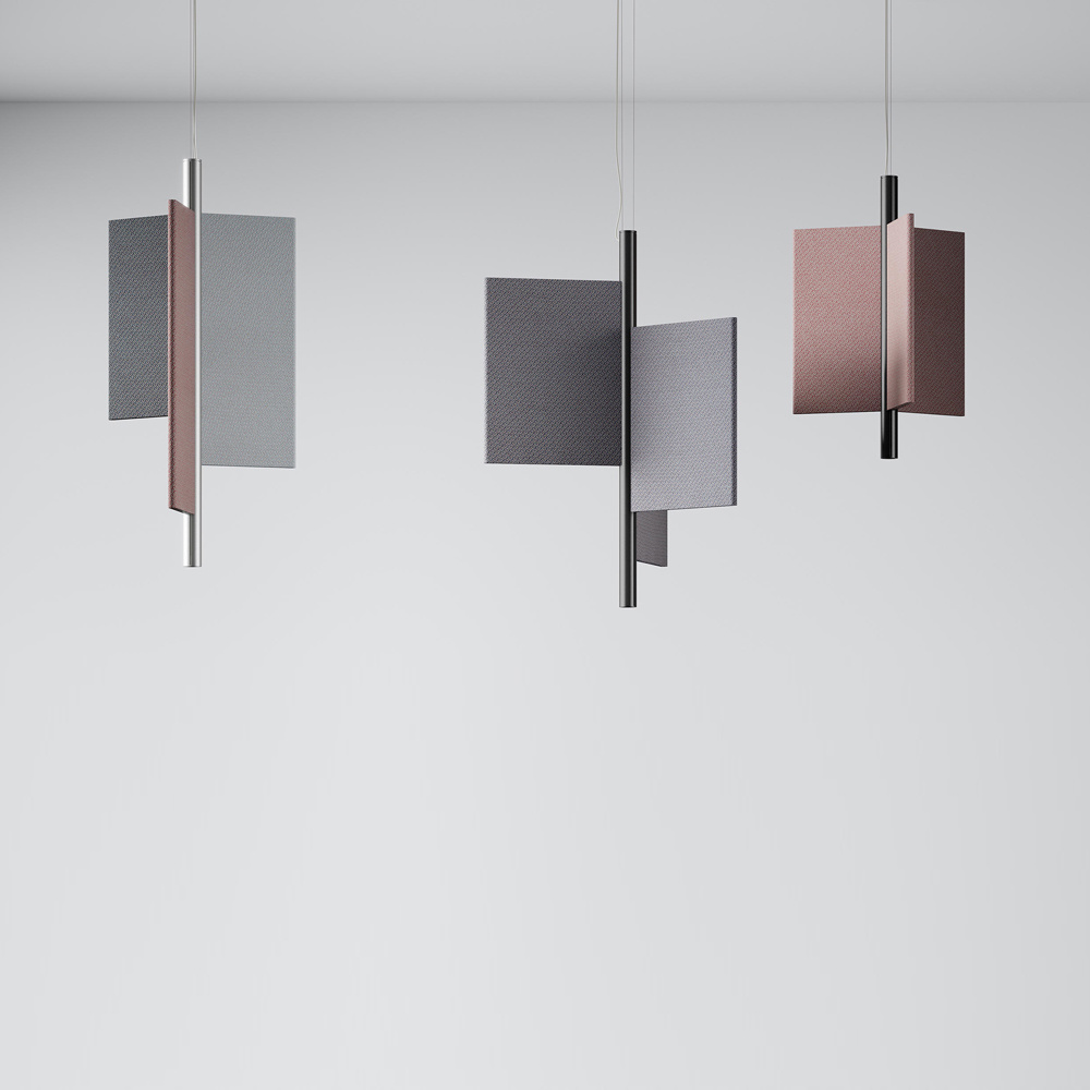 Luceplan Trypta - Acoustical Solutions