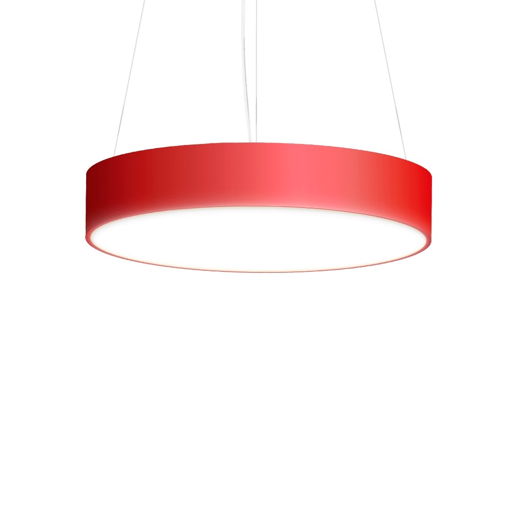 Delviro Energy Zip Cloud Suspended Flush Mount