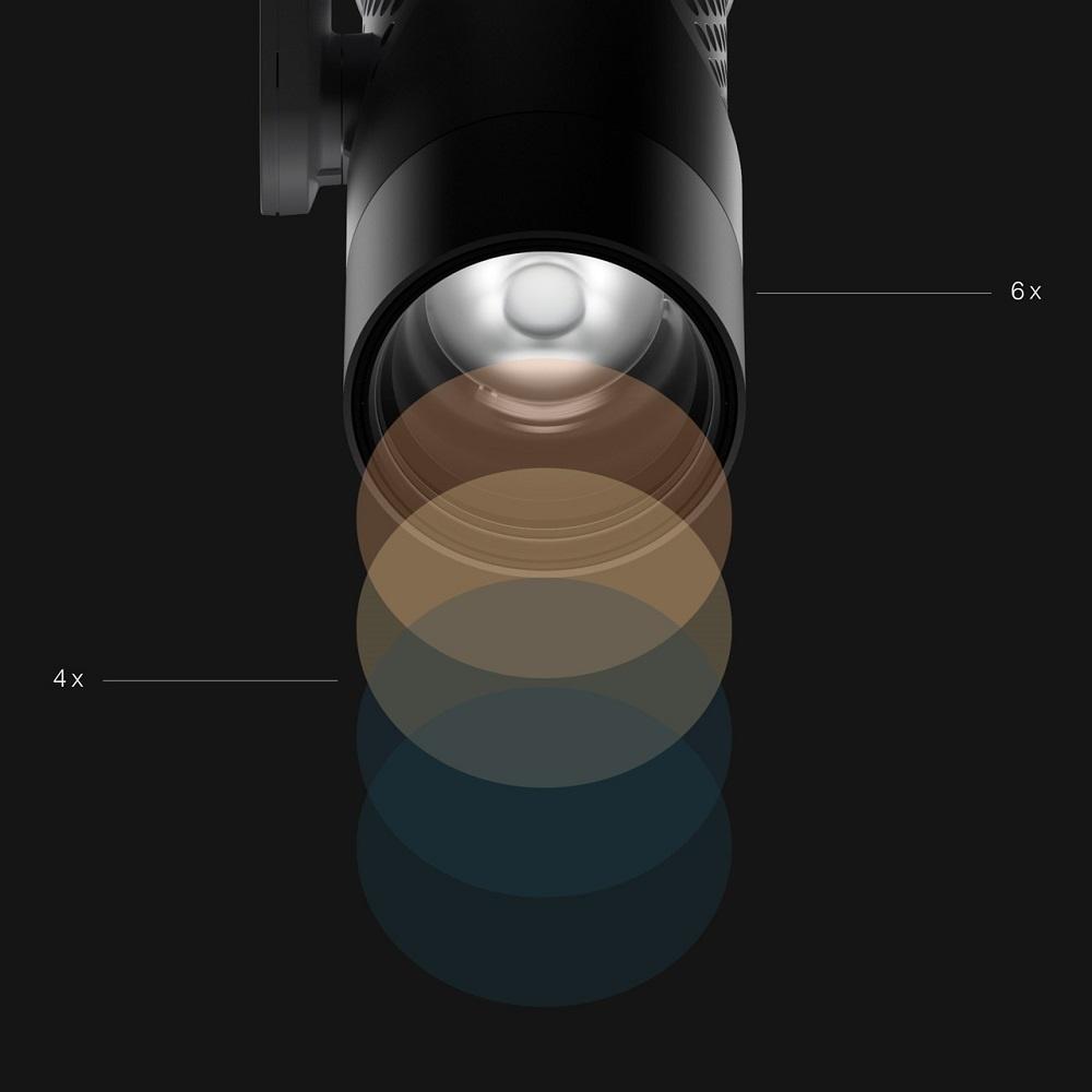 Erco Eclipse, L'art de la mise en lumière