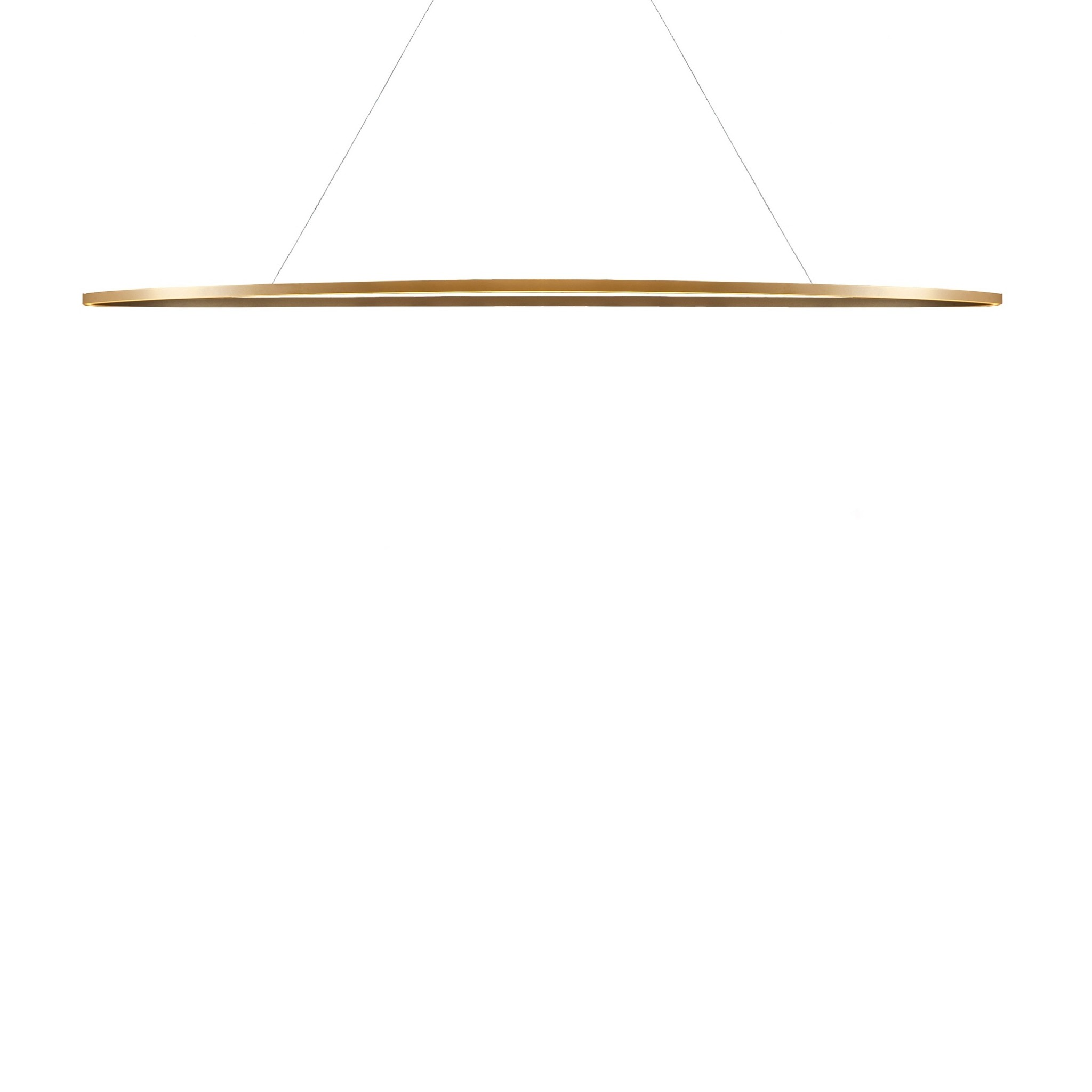 Nemo Lighting Ellisse Pendant Mega