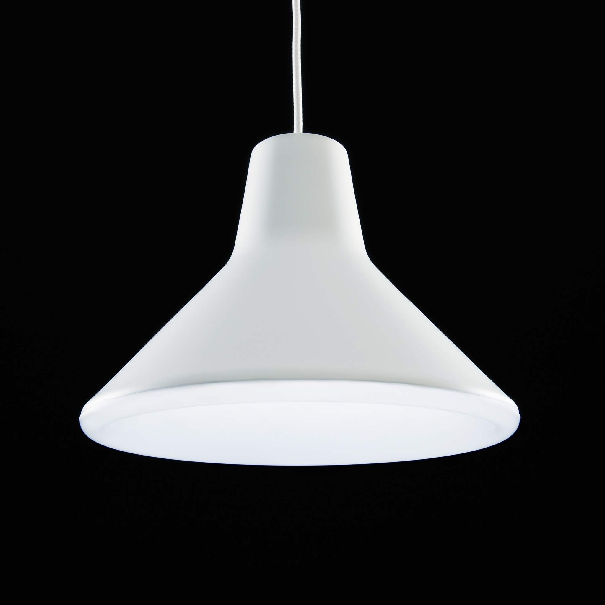 Luceplan Archetype White Suspension
