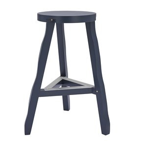 Offcut Stool Blue (x3)
