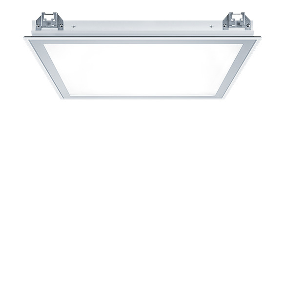 Zumtobel Clean II Supreme Recessed Heathcare Lighting