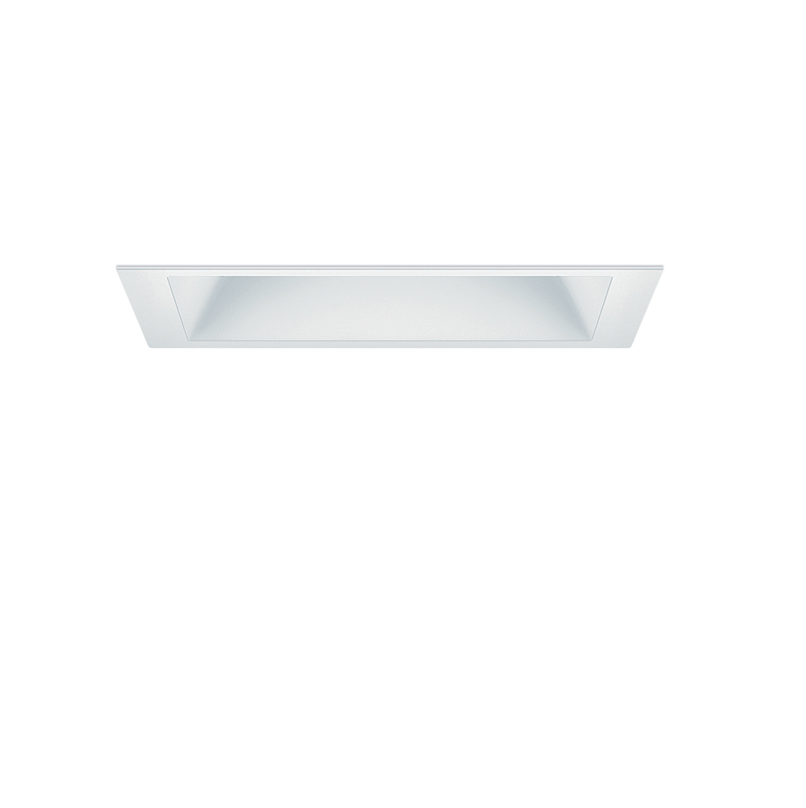 Zumtobel PANOS Downlight \ Square 2.25""