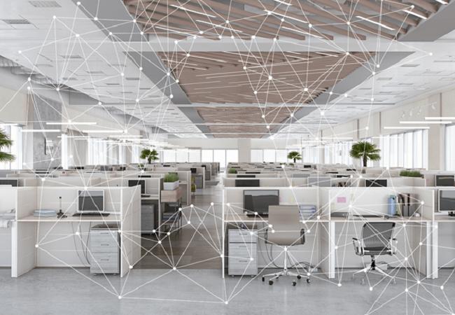 Tendance 2021 : l'éclairage de bureau intelligent