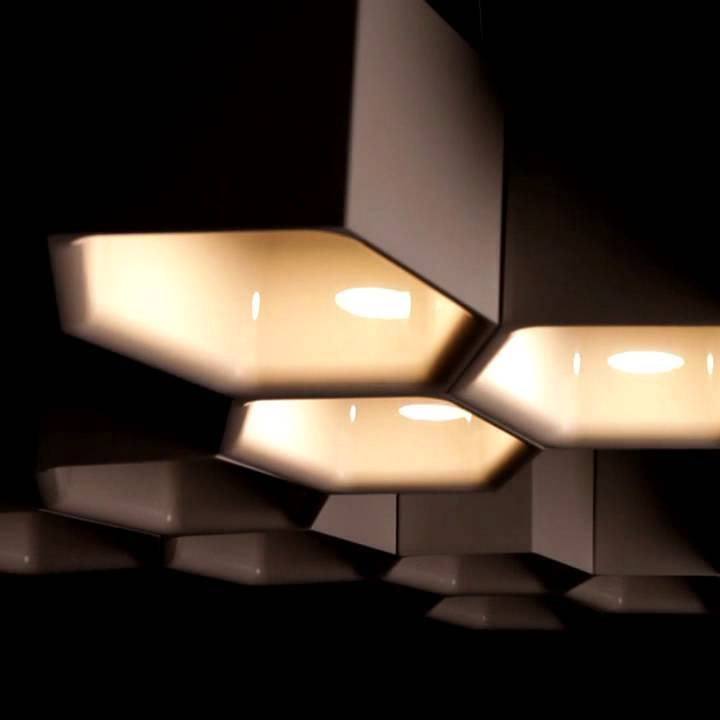 Luceplan Honeycomb