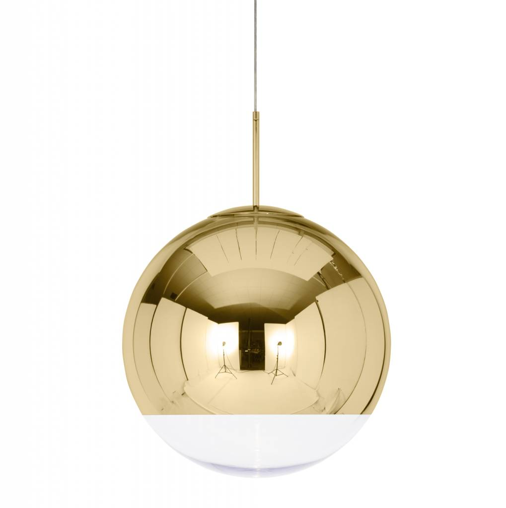 Tom Dixon Mirror Ball Pendant