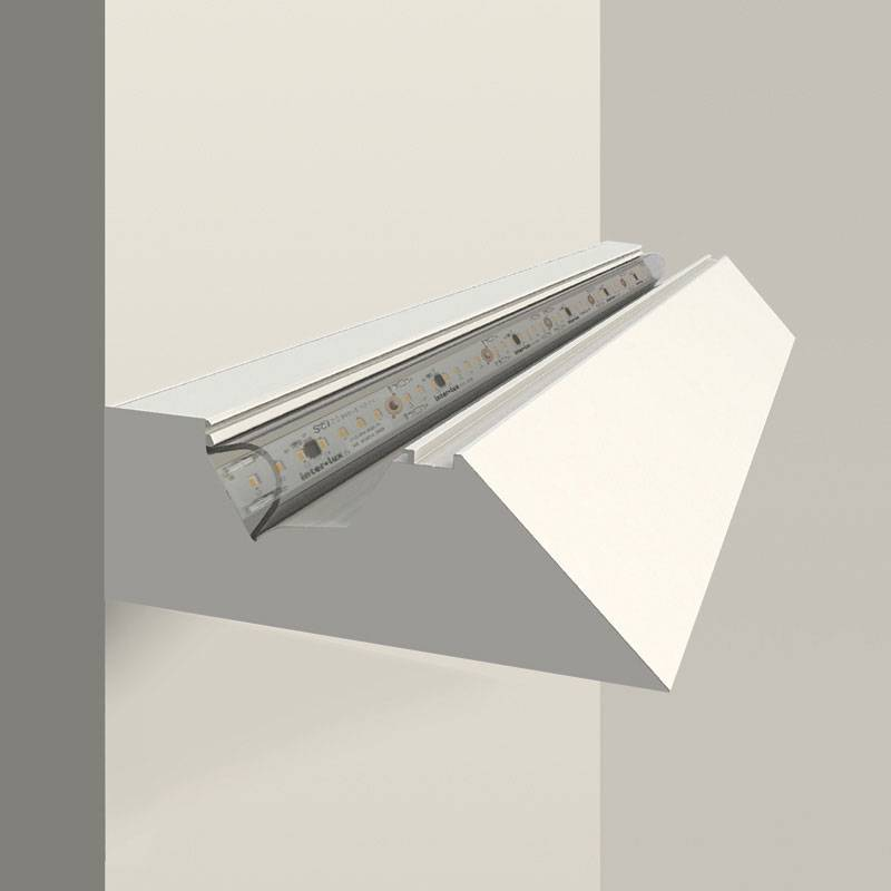 Inter Lux Mini Edgeless Cove Led Lumigroup Architectural