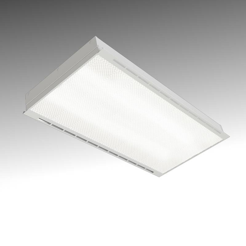 Air Handling Recessed Luminaire