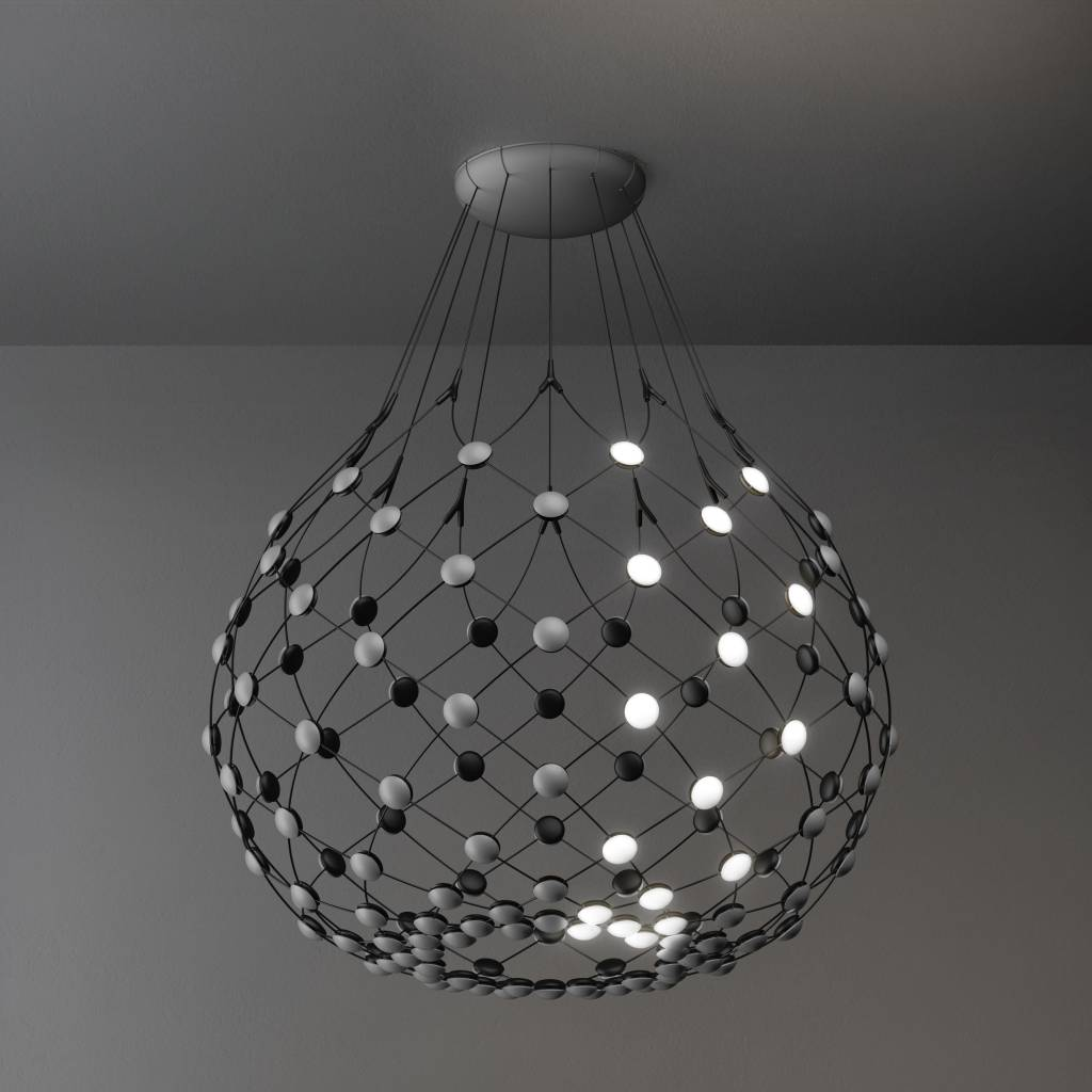 Luceplan Mesh Suspension
