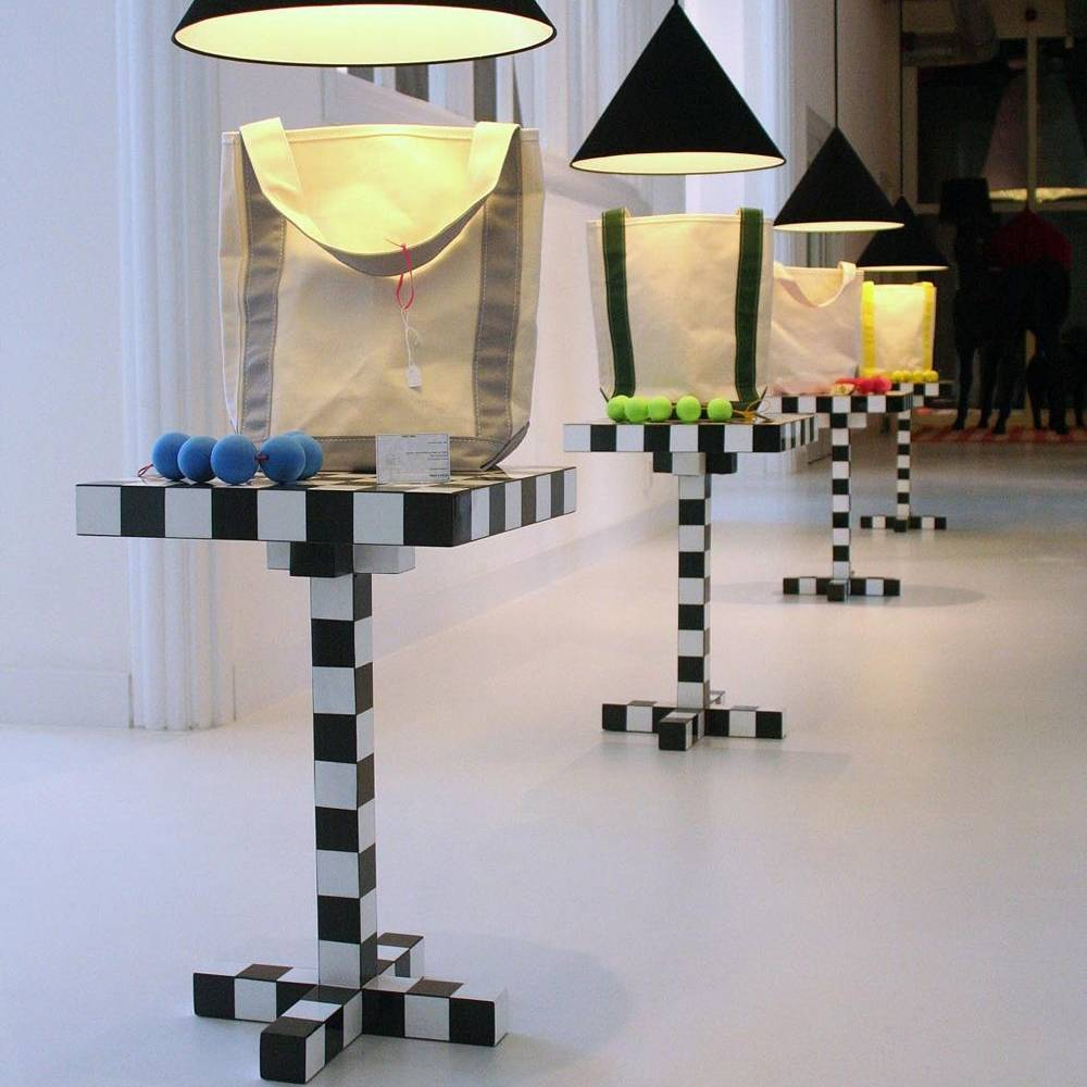 Moooi Mobilier Chess Table