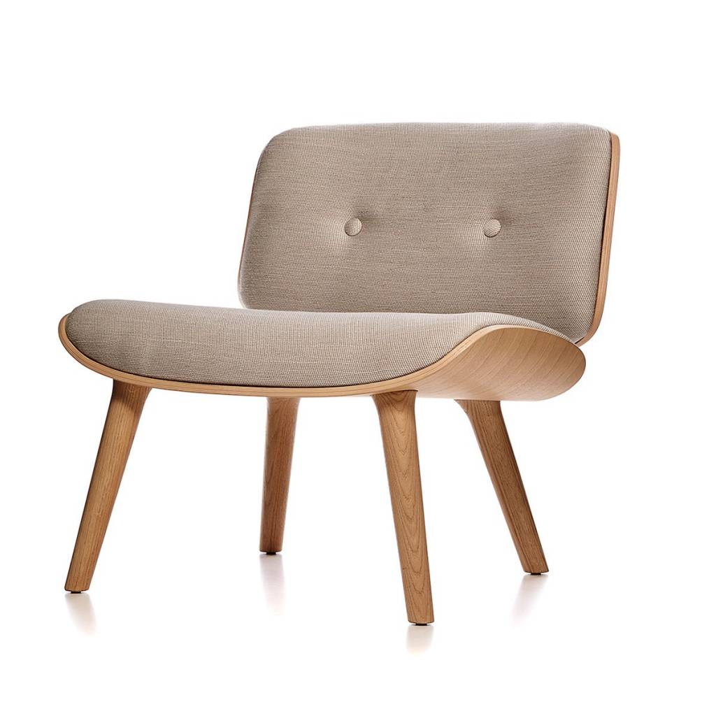 Moooi Mobilier Nut Lounge Chair