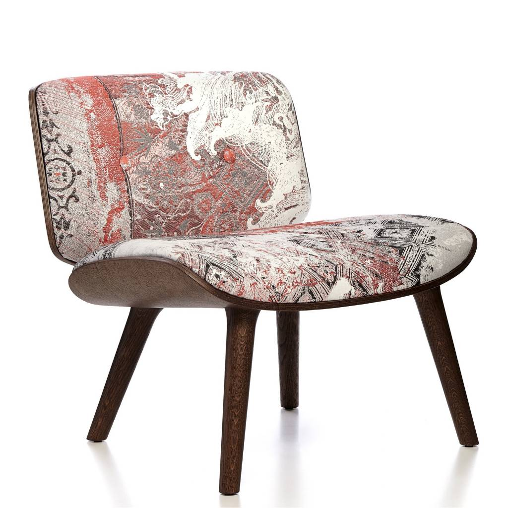 Moooi Mobilier/Accessoires Nut Lounge Chair