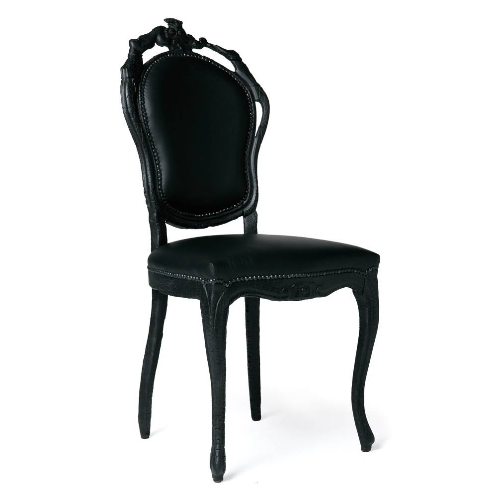 Moooi Mobilier Smoke Dining Chair