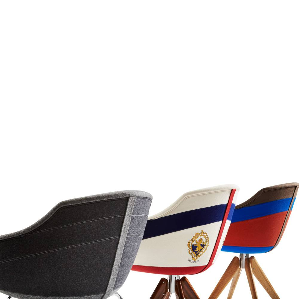 Moooi Mobilier Canal Chair