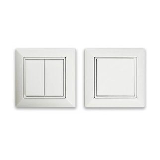 Casambi EnOcean Easyfit Single/Double Rocker Wall Switch