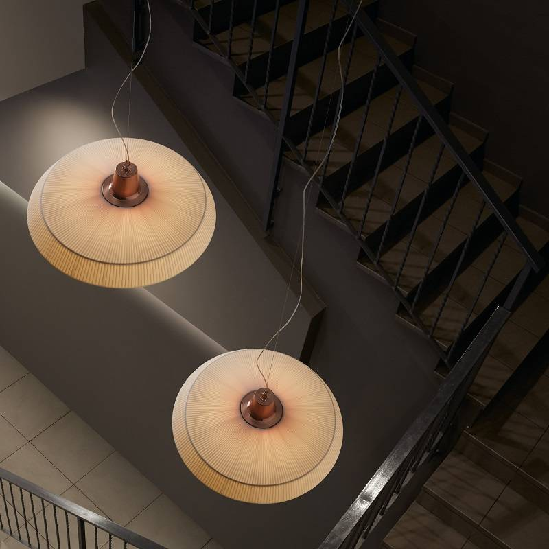 Bover Barcelona Lights Marietta suspension par Bover