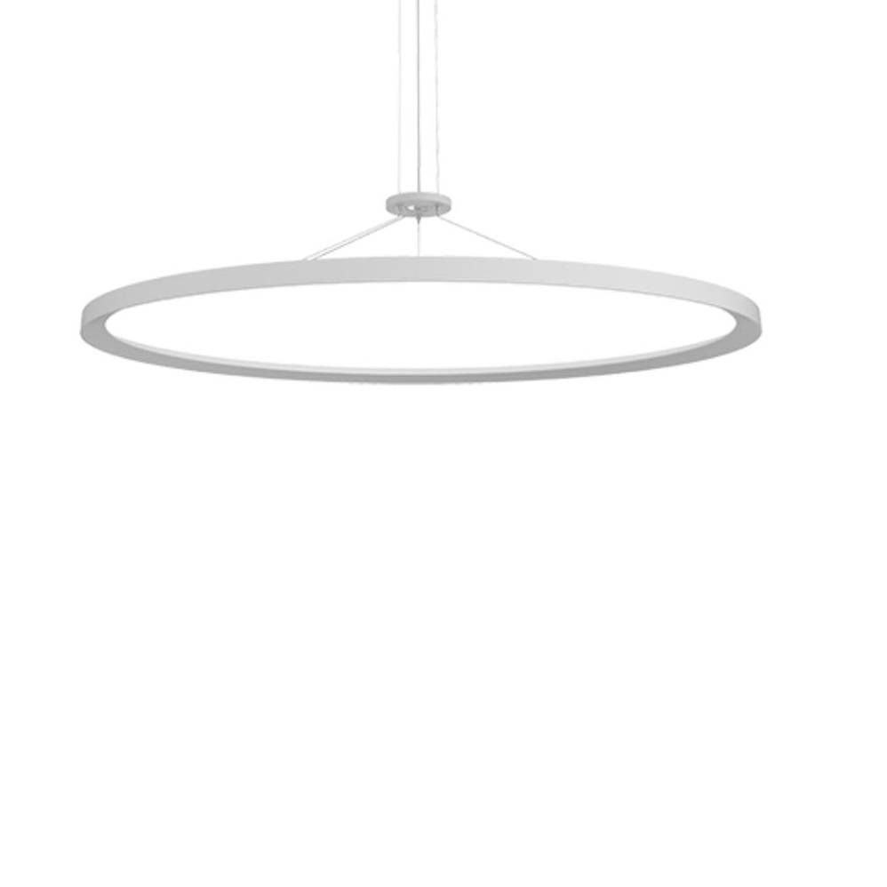 Deco Lighting Circa Round Flat Panel