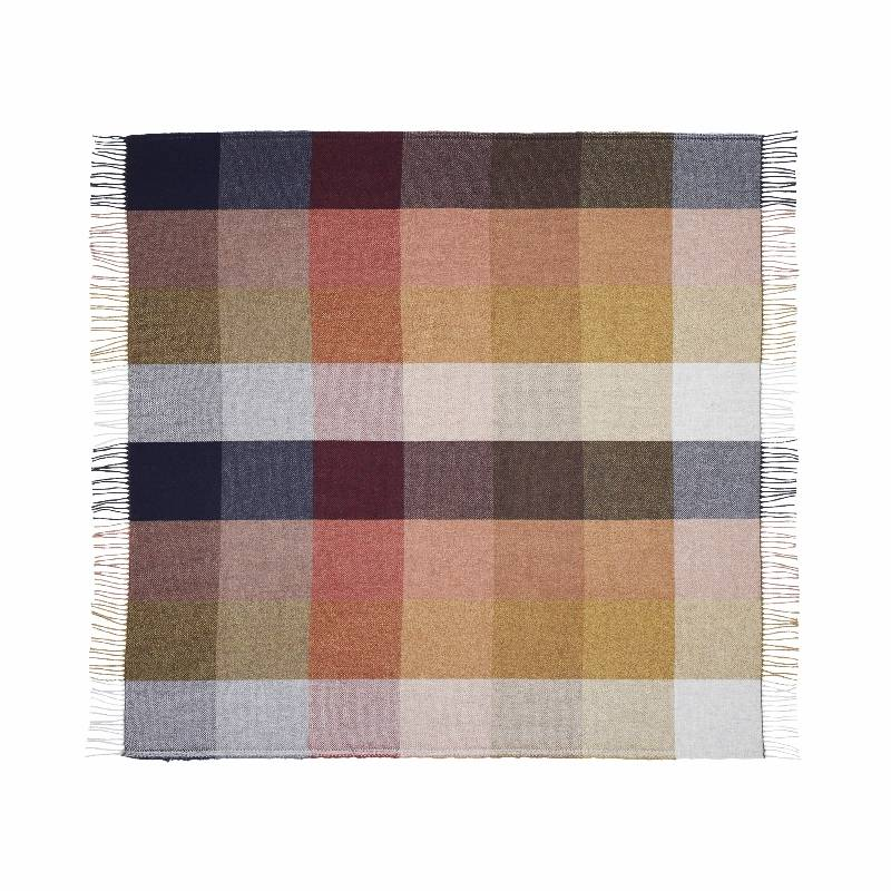 Tom Dixon Mobilier Check Throw