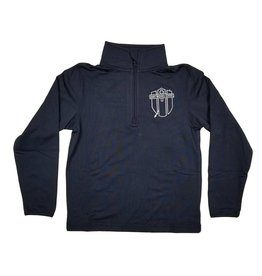 Elder Manufacturing Co. Inc. ST MICHAEL 1/4 ZIP PERFORMANCE PULLOVER