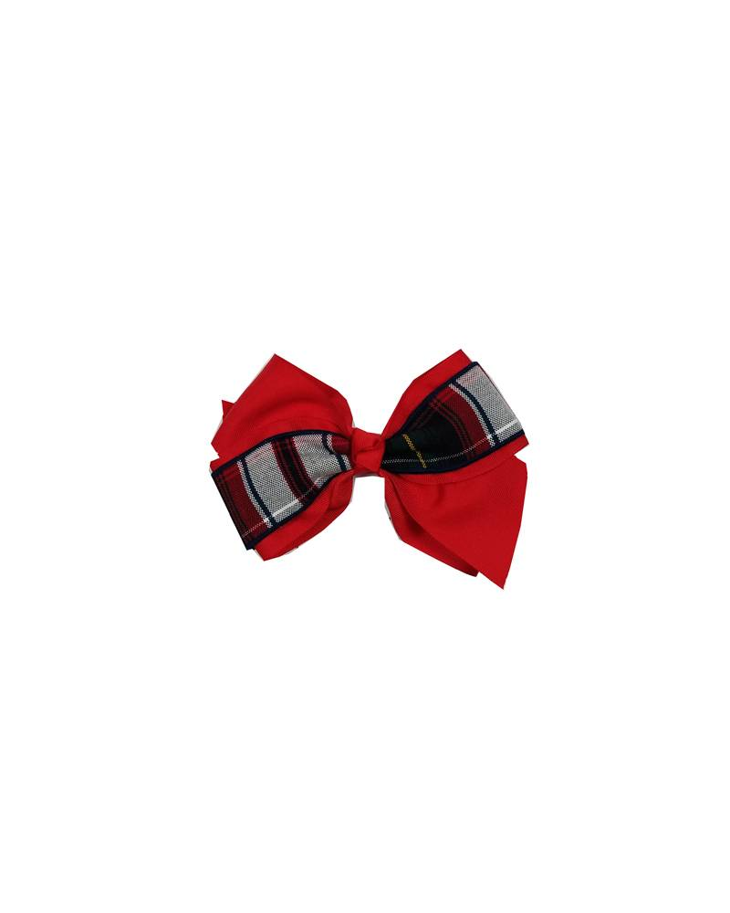 A Finishing Touch HAIR ACCESSORIES PLAID 2A