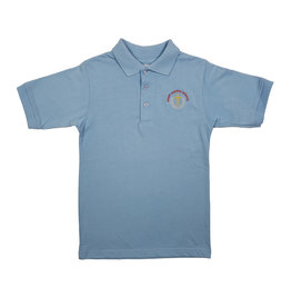 Elder Manufacturing Co. Inc. ST AGATHA SHORT SLEEVE POLO SHIRT
